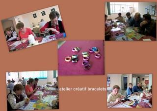 Activité décoration de bracelets  dans ACTIVITES 2013-07-25
